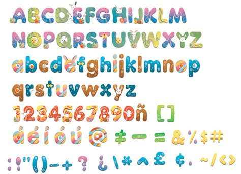 printable easter alphabet letters alphabet for teachers clipart clipart suggest