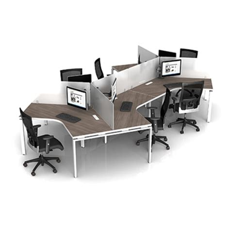 benching system desks at boca raton office furniture