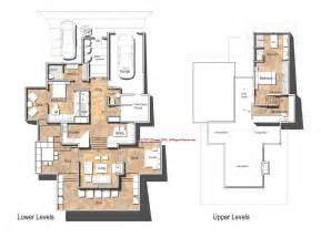 Contemporary Floor Plans by Mcm Design Modern House Plan 2