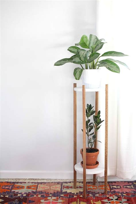 home decor stands diy home decorating ideas for mid century modern lovers