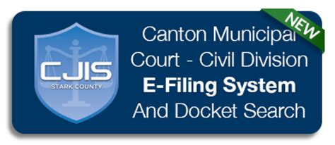 Canton Municipal Court Records Canton Municipal Court Related Links