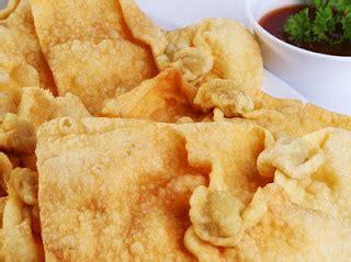 membuat kentang goreng garing resep masakan pangsit goreng garing resep cara membuat