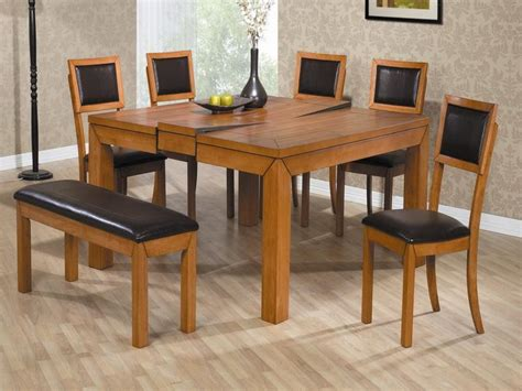 Expandable Kitchen Table by Amazing Expandable Dinner Table
