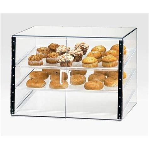 Pastry Countertop Display by Cal Mil Display Size Self Service Bakery 3