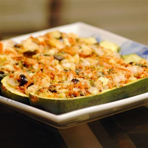 zucchini boat grill zucchini boats on the grill photos allrecipes