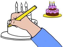 apprendre 224 dessiner un g 226 teau d anniversaire