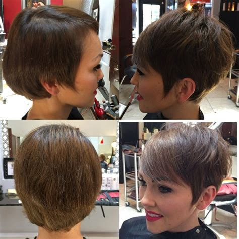 cut your pixie so it will grow out into a bob 17 best images about hair on pinterest your hair karate