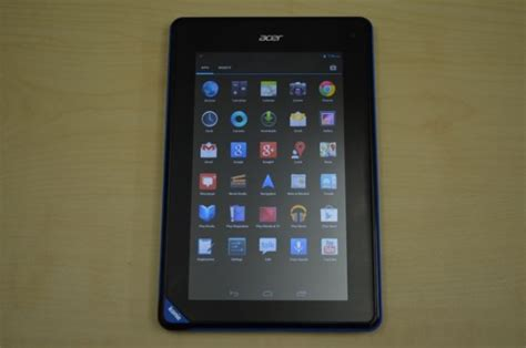 Touchscreen Acer Iconia B1 A71 Ori acer iconia b1 a71 review ndtv gadgets360
