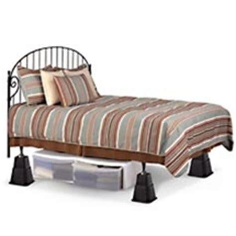 extra tall bed risers front bins etbr 4 jpg