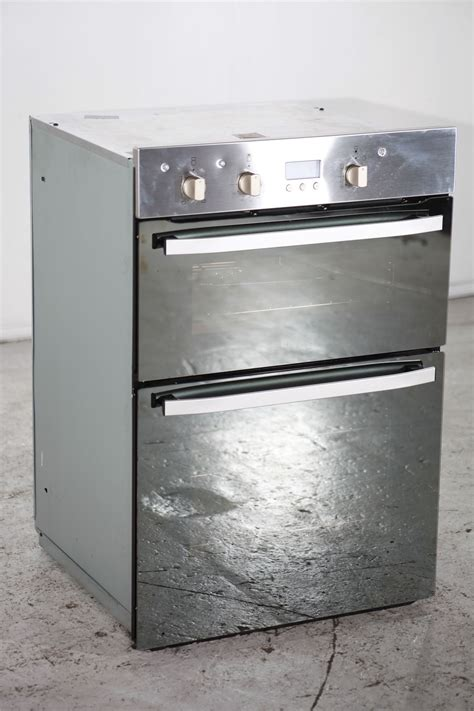 double oven for sale preloved hotpoint integrated double oven dd53x