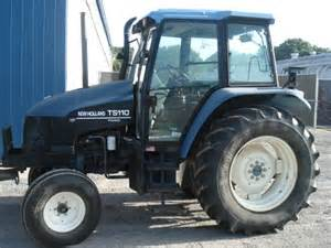 Ford new holland ts110 salvage tractor at bootheel tractor parts