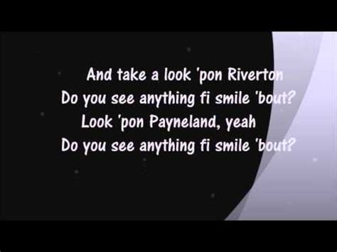 heritage nothing to smile about lyrics