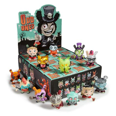 the odd ones the odd ones dunny series plastic and plush