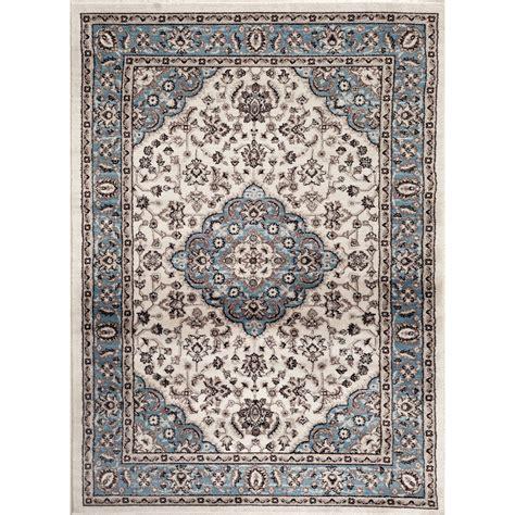 world rug gallery world rug gallery toscana blue indoor area rug reviews wayfair