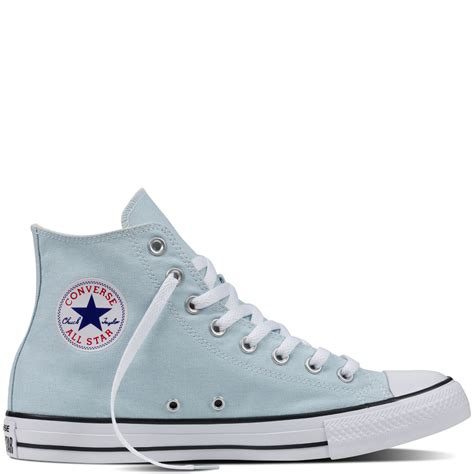 Converse Ghuck Hi Blue converse chuck all fresh colours polar