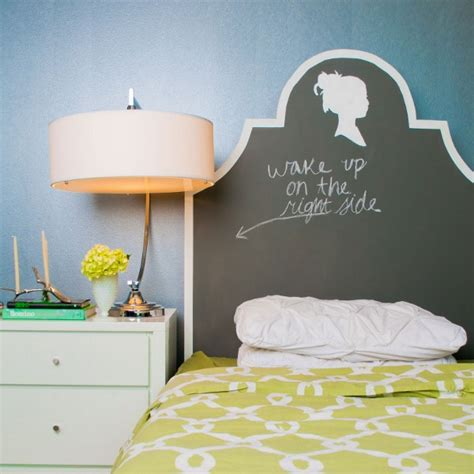 diy chalkboard headboard gorgeous diy headboards for a charming bedroom