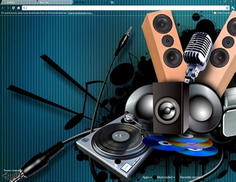 themes about music music theme by hr91 on deviantart