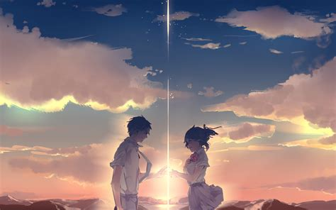 cool wallpaper with your name your name wallpapers anime hq your name pictures 4k