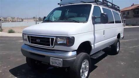 how to fix cars 2001 ford econoline e350 regenerative braking 2001 ford e350 diesel van 4x4 7 3 powerstroke youtube