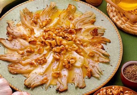 cucina finocchi tartare di finocchi e noci cucina