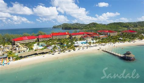 sandals grande st lucia reviews sandals grande st lucian spa resort loveshack