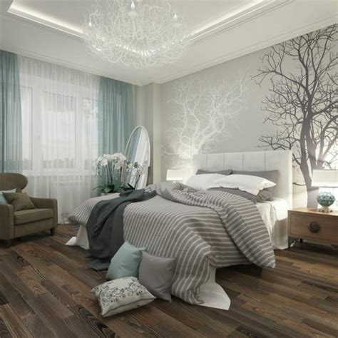 chambre a coucher avec papier peint les papiers peints design en 80 photos magnifiques