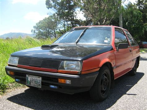 mitsubishi colt 1985 1985 dodge colt information and photos momentcar