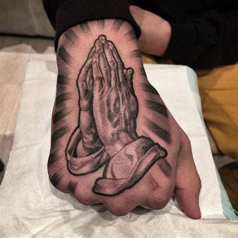 tattoo hand troline best 25 praying hands tattoo ideas on pinterest prayer