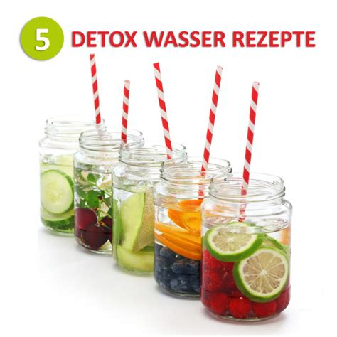 What To Use To Detox by 5 Detox Wasser Rezepte Ambivitalis De