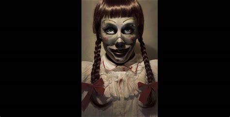 imagenes de halloween terror los mejores disfraces de annabelle que causaron terror en