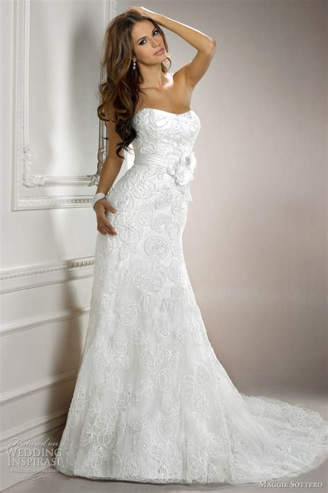 Maggie Sottero Wedding Dresses 2012 ? Symphony Collection