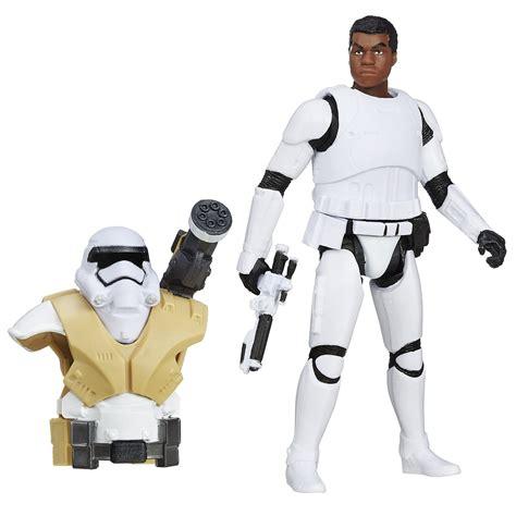 Hasbro Wars Episode Vii Finn Fn 2187 B6214 toyzmag 187 wars tfa nouvelle vague figurines 10cm