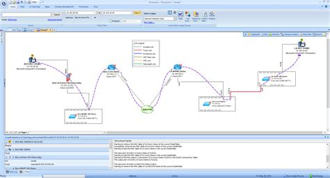 how to draw a network map automate network mapping and troubleshooting netbrain