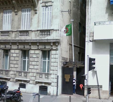 consolato algeria a consulat g 233 n 233 ral d alg 233 rie 224 marseille alg 233 rie news