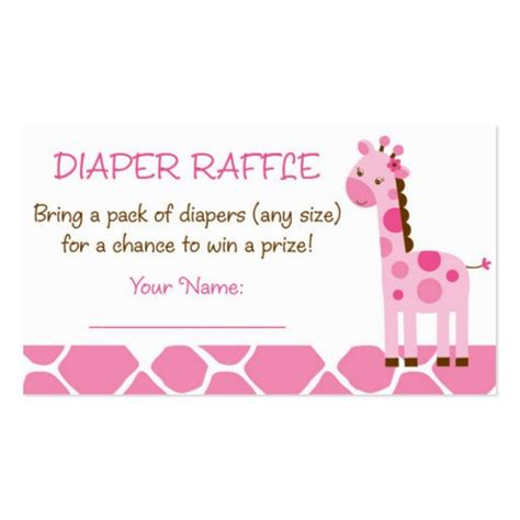 free pink diaper raffle ticket search results calendar