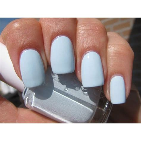 essie light blue nail 25 best ideas about sky blue nails on light