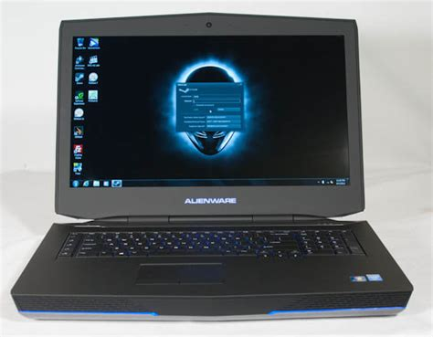 alienware 18 gaming notebook review