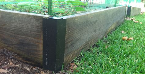 raised bed corners review of aluminum raised bed corners