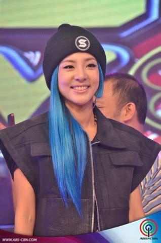 Dara Blus sandara park blue hair www pixshark images