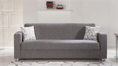 Settee Bed by Tokyo Diego Gray Convertible Sofa Bed By Istikbal Sunset