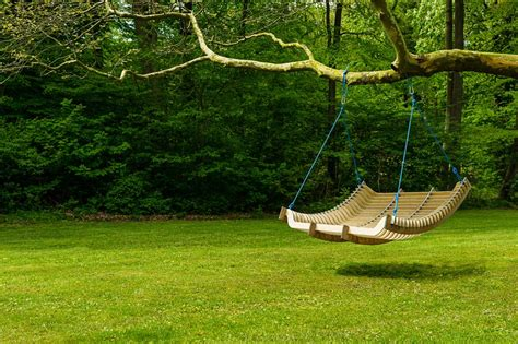 large tree swing 15 cozy and comfy garden seating ideas you ll love