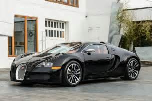 Sang Noir Bugatti S Bugatti Veyron Sang Noir Hits The Used Car Market