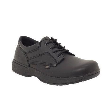 roc mens aero hospitality non slip shoe your workwear