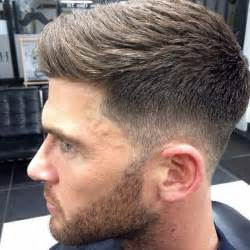 low fade with some length of top boys haircuts