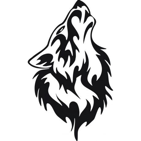 Heckscheibenaufkleber Tiere by Aufkleber F 252 R Auto Aufkleber Tiere Wolf Und Hund Motiv
