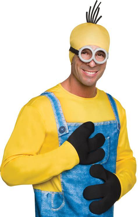 adult minion gloves costumepubcom