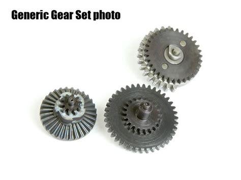 Shs Gearset High Torque 321 shs reinforced gearset 18 1 ratio