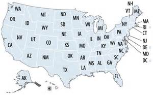 search results for state abbreviations printable
