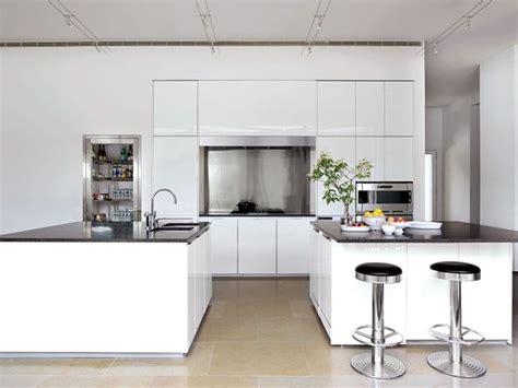 decorer cuisine toute blanche une cuisine toute blanche