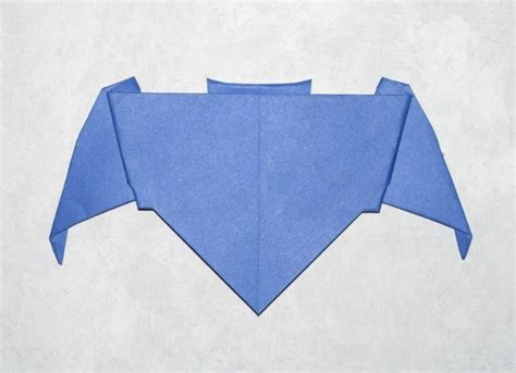 Origami Batman Batarang - batman v superman origami batarang all